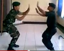 Video Brimob Vs TNI Adu Dance - Youtube