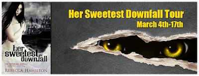 Blog Tour: Her Sweetest Downfall by Rebecca Hamilton {Guest Post + Giveaway}