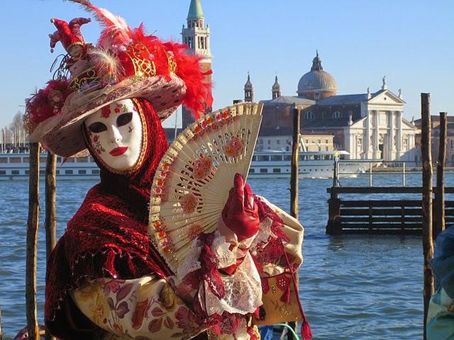 Carnaval de Venecia. Los mejores carnavales del mundo