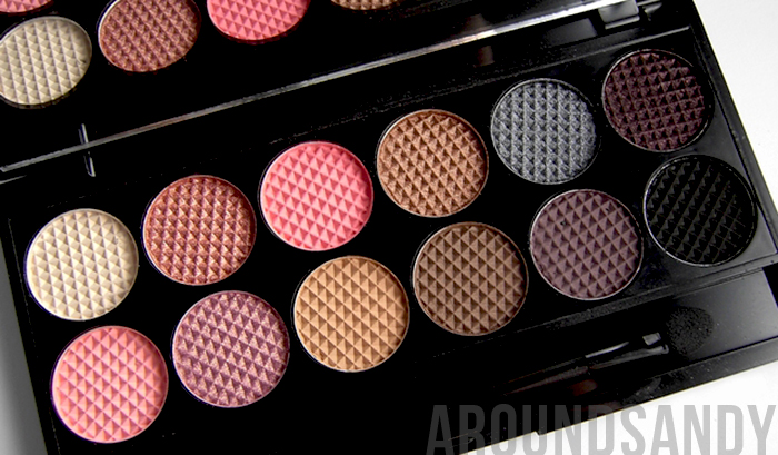 Oh so special palette sleek paleta sombras swatches review opinión donde comprar