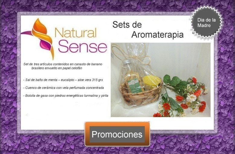 Set De Baño Para Regalar:Natural Sense, Dia de la Madre, Sets para regalarse y regalar