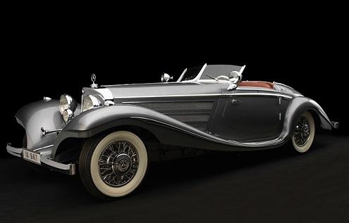 1929 mercedes benz 38 250 ssk the most expensive car ever for Mercedes benz 1929 ssk