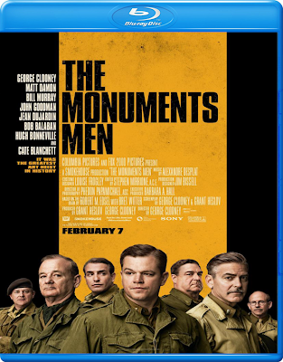 the monuments men 2014 720p espanol subtitulado The monuments Men (2014) 720p Español Subtitulado