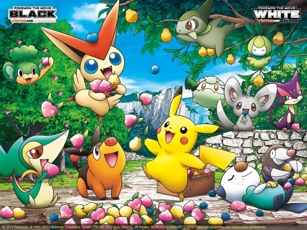 Pokemon Fondos De Pokemon Blanco Y Negro