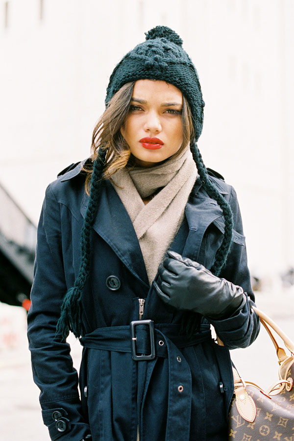 Vanessa Jackman New York Fashion Week AW 2012Daniela
