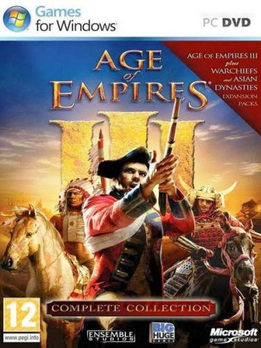 Age of Epires III: Complete Collection