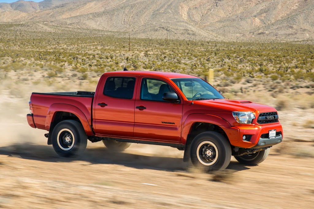 2015 Toyota Tacoma TDR Pro Review