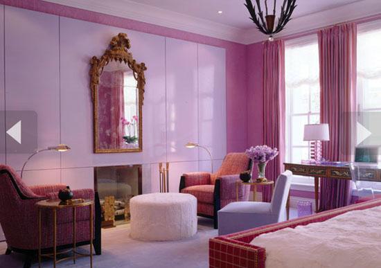 jamie drakes color - Jamie Drake Interior Design