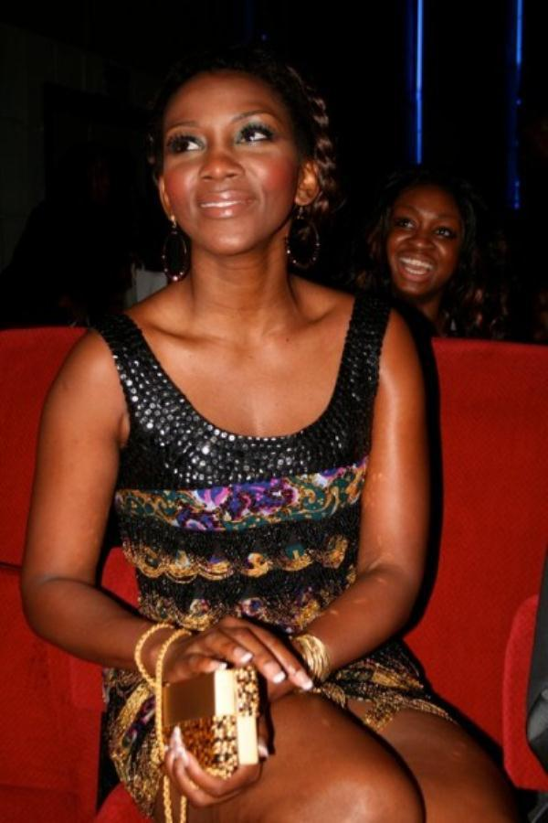 genevieve nnaji single