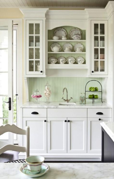 Kitchen Counter Accessories belle maison: styling 101: the kitchen countertop