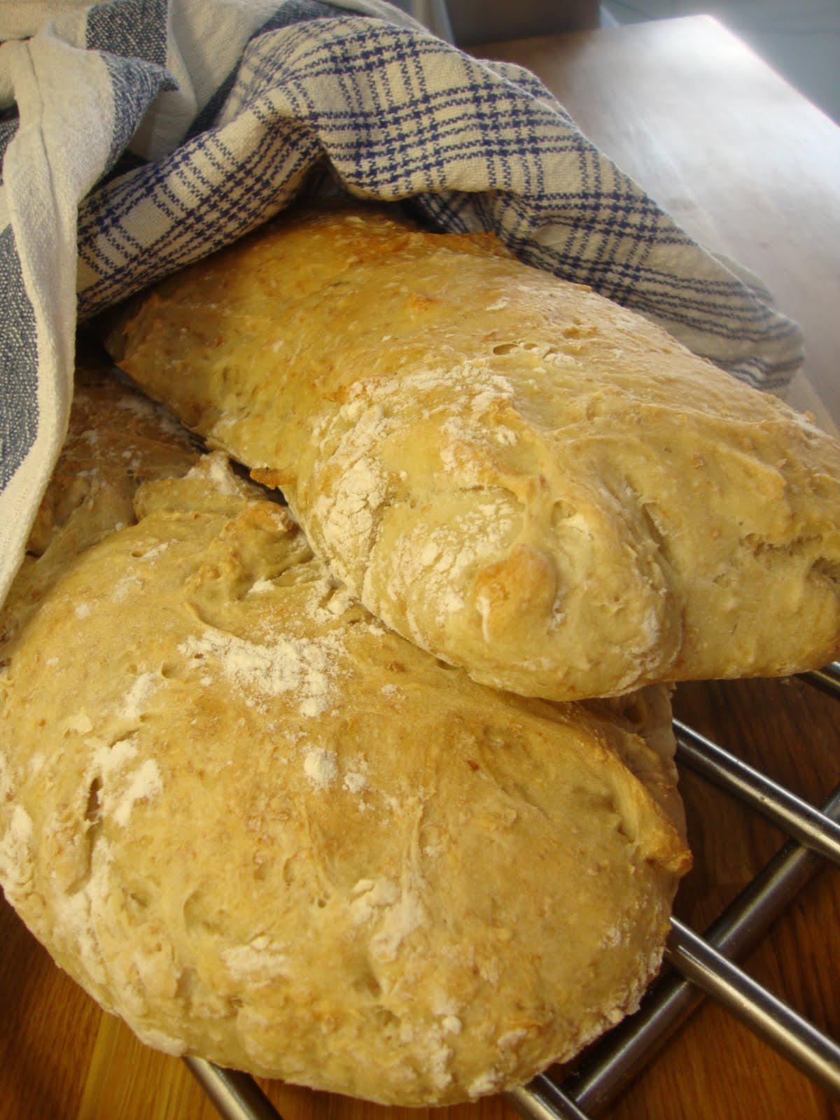 Havrebröd utan vetemjöl