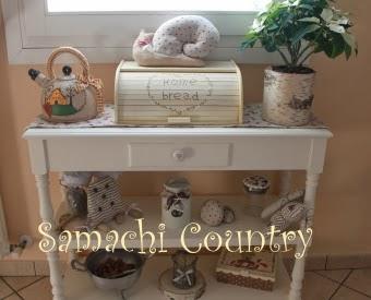 Samachi 3 civette sul como 39 un tocco country nella mia cucina - Coordinati cucina country ...