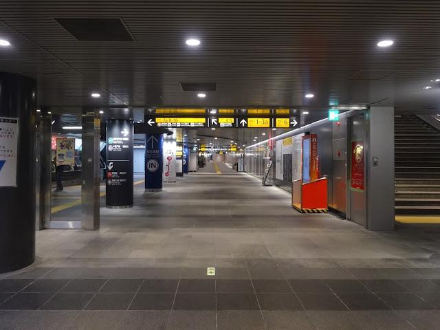 地下鉄渋谷駅,半蔵門線,田園都市線〈著作権フリー無料画像〉Free Stock Photos