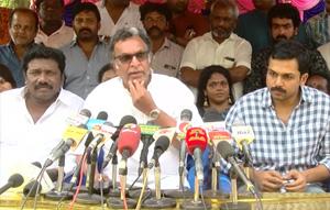Corruption Charges against Sarathkumar & Radha Ravi – Nadigar Sangam Complaints