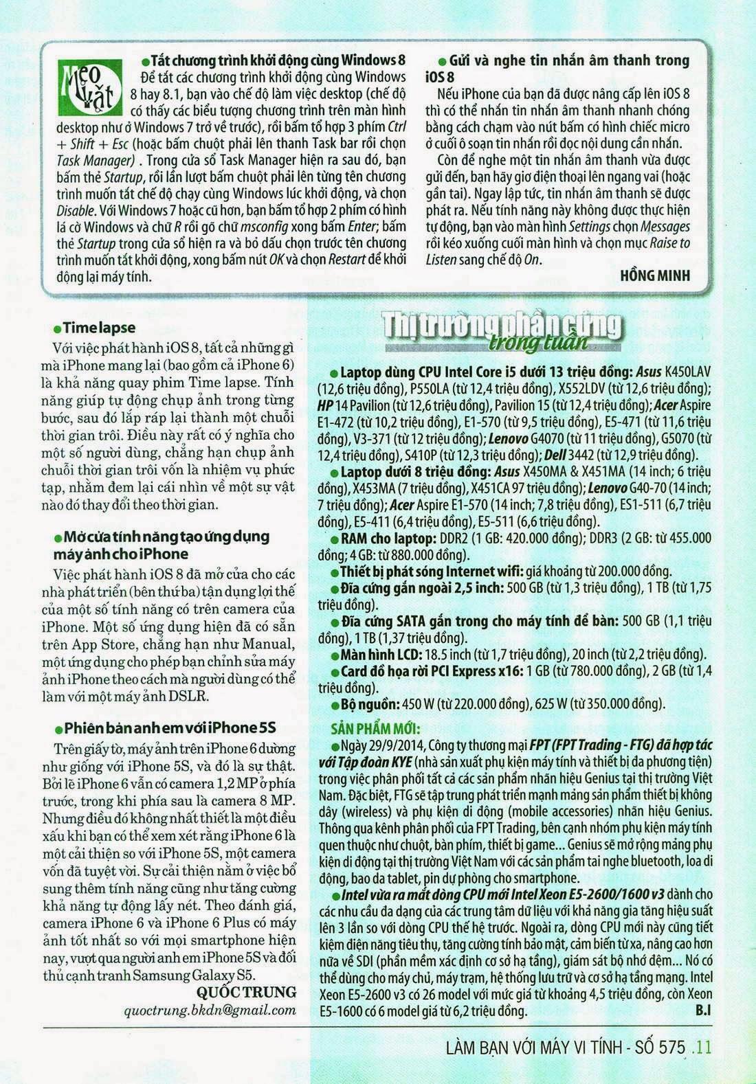 Làm Bạn Với Máy Vi Tính 575 tapchicntt.com