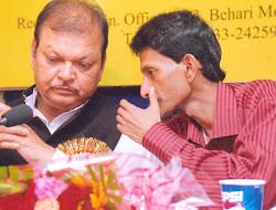 Shri Subodh Kant Sahay & P. Bose