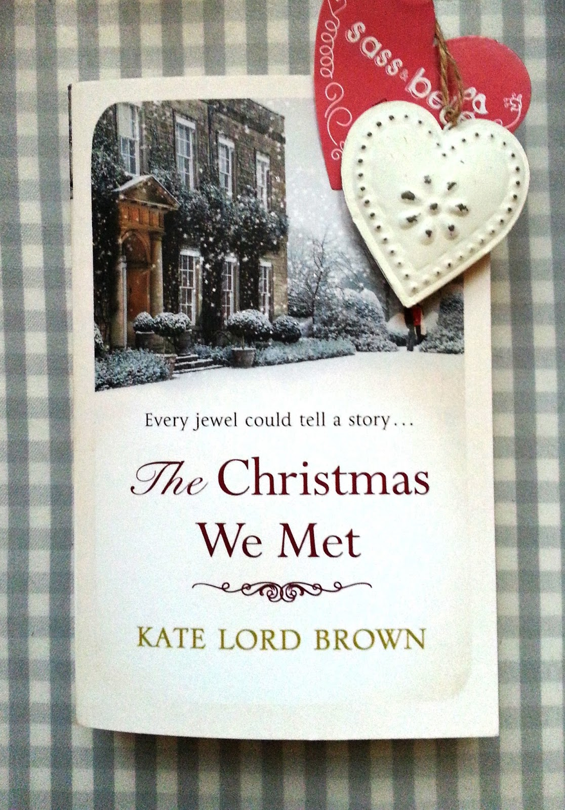 Win a Signed Copy of The Christmas We Met   Kate Lord Brown