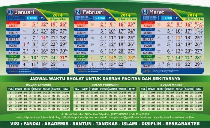 Kalender 2015 Lengkap Jawa, dan Libur Nasional | cdr vector