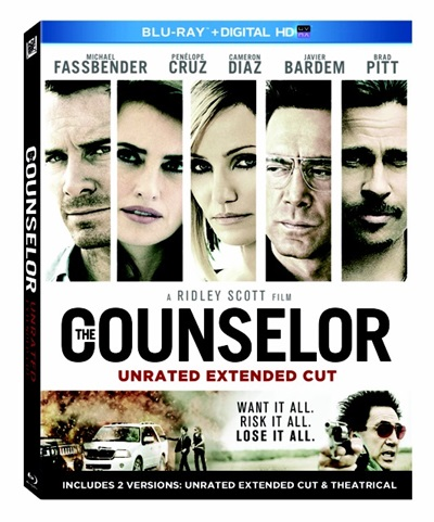 The Counselor 1080p HD Latino Dual