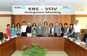 Vietnam: Visit strengthens Vietnam-Korea broadcasting links