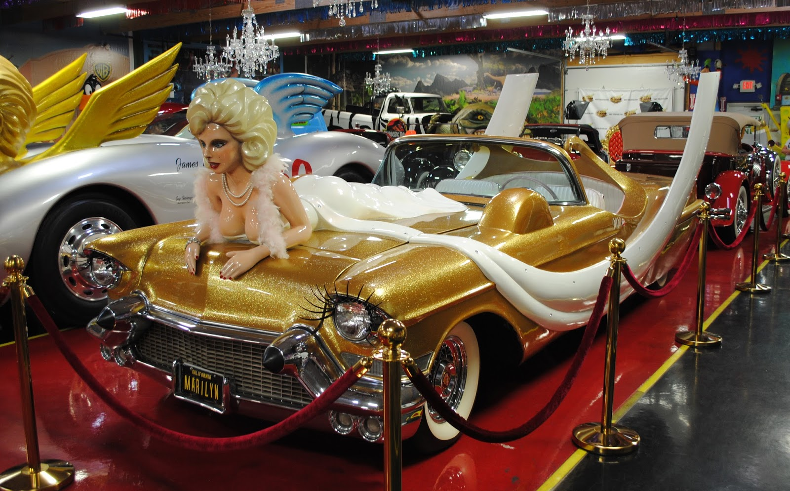 The Carpetbagger Volo Auto Museum