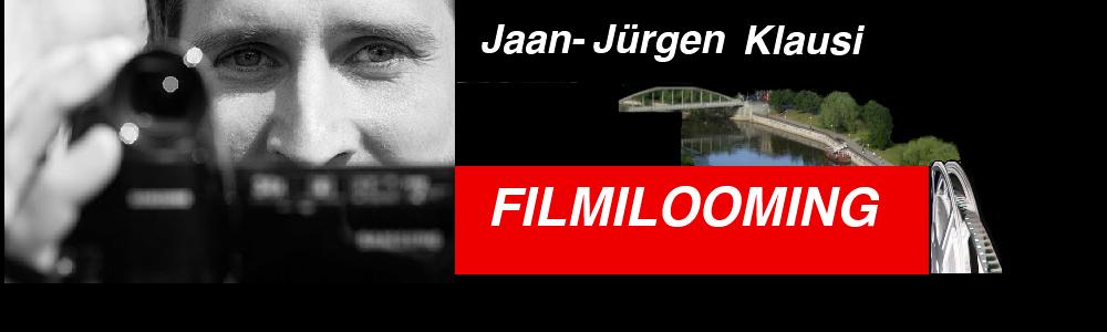 Jaan-Jürgen Klausi FILMILOOMING
