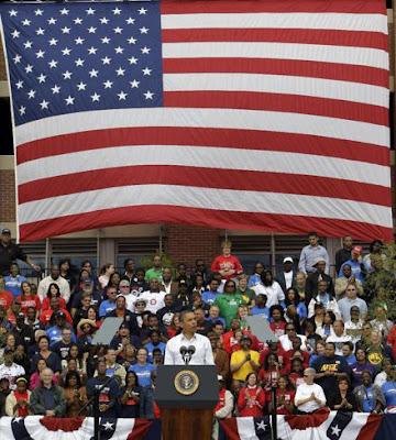 US first, create jobs