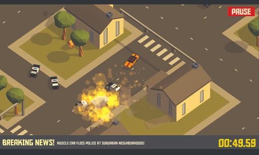 PAKO – Car Chase Simulator