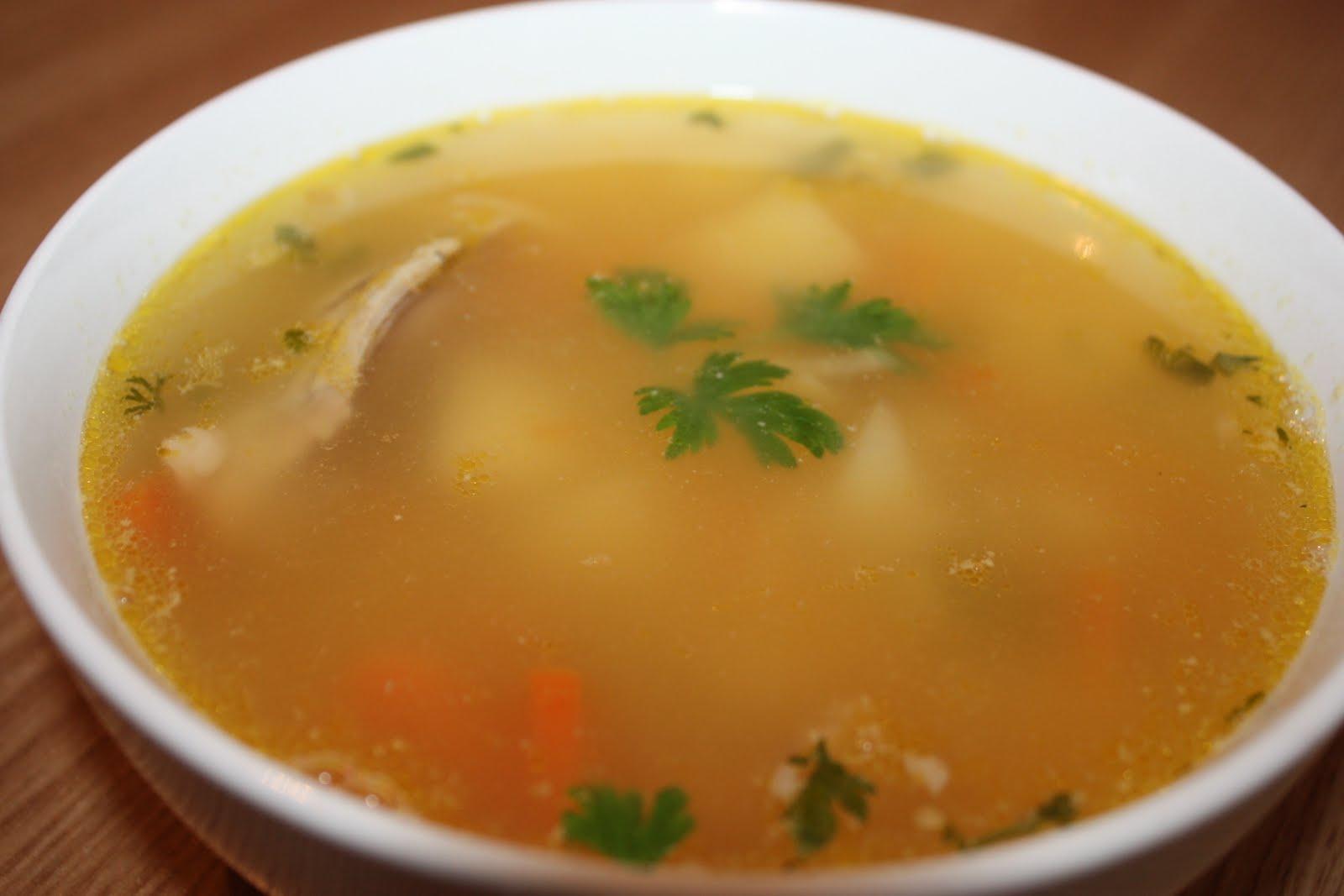 Гороховый суп на косточке рецепт