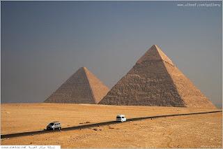 صور مصر - صور اهرامات الجيزة