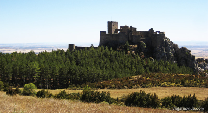 Viajaresvida - Castillo de Loarre