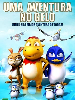 Uma Aventura no Gelo Filmes Torrent Download capa