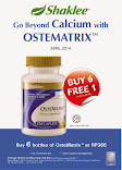 OSTEMATRIX PROMOSI APRIL 2014
