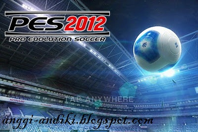 Free Download Pes 2012 Apk For Android plus komentator