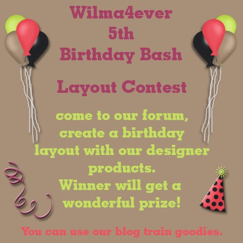 http://www.wilma4ever.com/w4eforum/showthread.php?3990-Wilma4ever-Birthday-Bash-Layout-Contest!