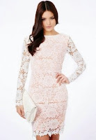 Rochie RoyalLacy White