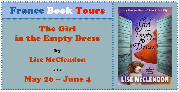 French Village Diaries France Booktours review The Girl in the Empty Dress Lise McClendon Dordogne France