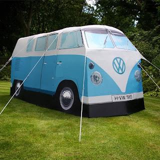 Volkswagon Camper Tent
