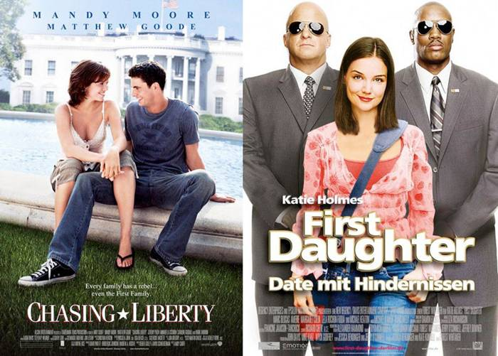 04. Chasing Liberty | First Daughter – 2004