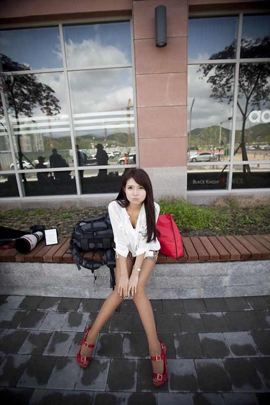 Cha Sun Hwa – Fab Street Shots 2
