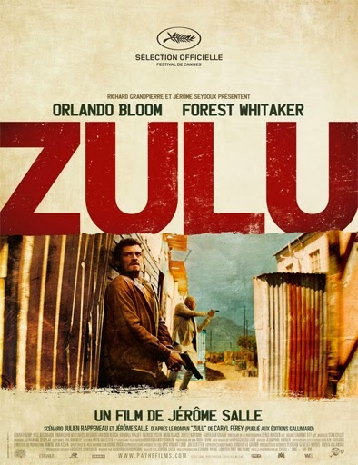 Ver Zulu (2013) Online
