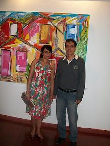 Exposição individual - Luz e Cor - 2010