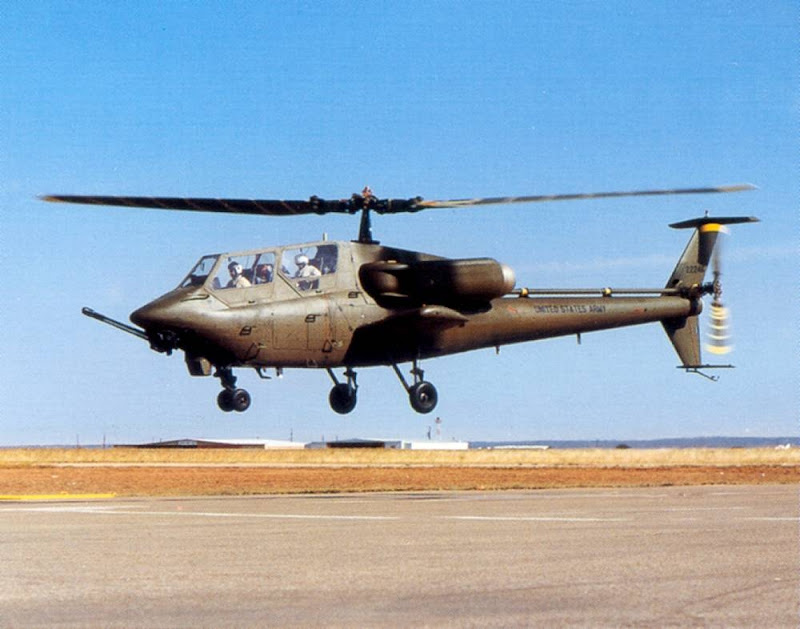 Bell YAH-63 Advance Attack Helicopter
