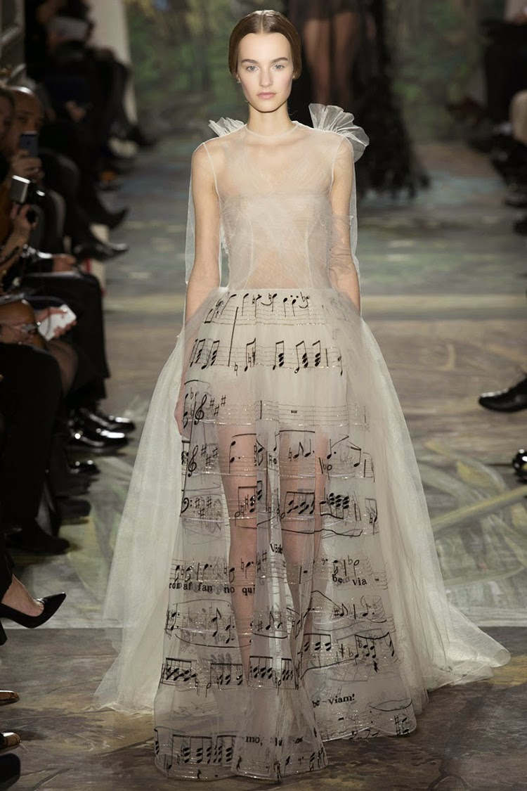 Valentino Haute Couture Spring and Summer 2014 Collections Part 1