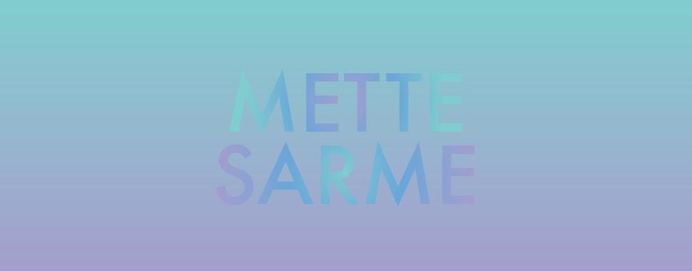 Mette Sarme