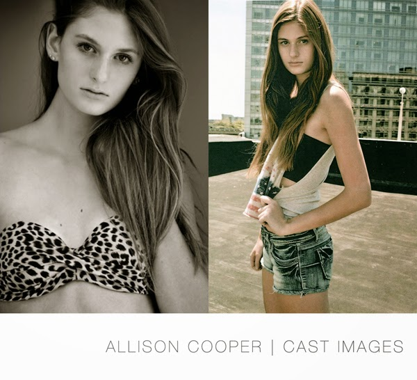Allison Cooper - Cast Images