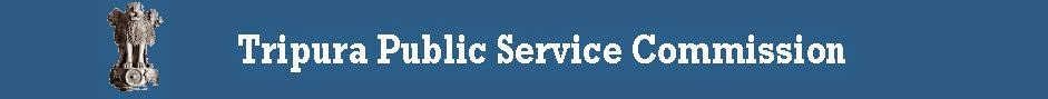 TPSC(Tripura Public Service Commission) Recruitment 2015
