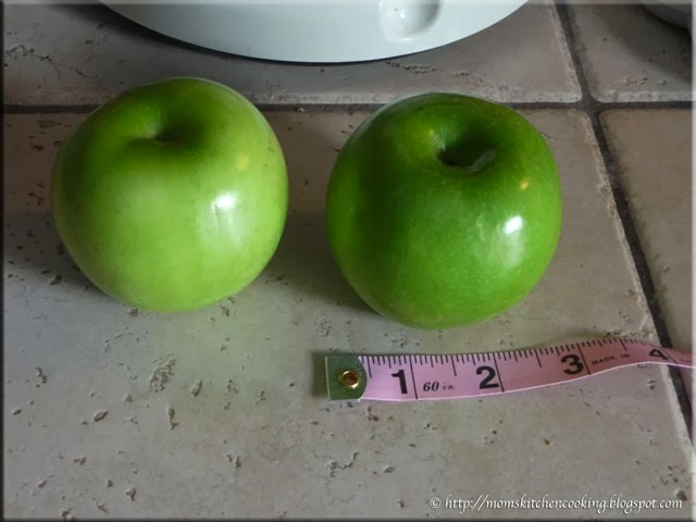 small granny smith apples