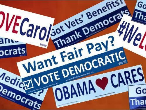 Thank Democrats Campaign-New Options to Support Local Dems