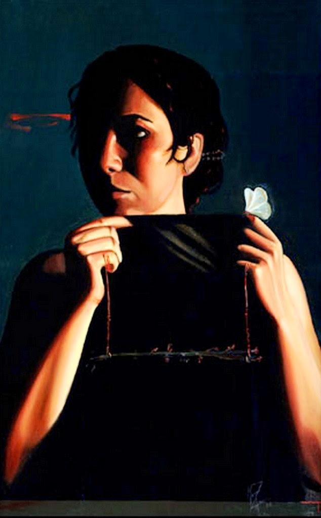 mujeres-en-cuadros-realistas-al-oleo